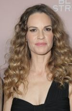 HILARY SWANK at What They Had Screening in Los Angeles 10/09/2018