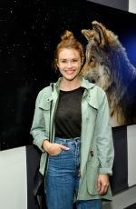 HOLLAND RODEN at National Geographic Photo Ark at Annenberg Space for Photography 10/11/2018