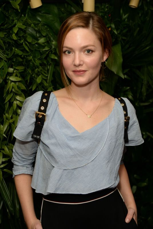 HOLLIDAY GRAINGER at Yatay Launch in London 10/09/2018