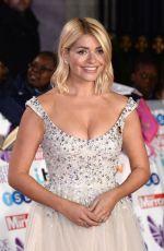 HOLLY WILLOGHBY at Pride of Britain Awards 2018 in London 10/29/2018