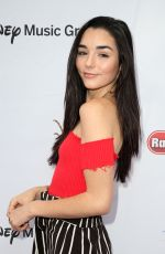 INDIANA MASSARA at T.J. Martell Foundation Hosts 9th Annual LA Family Day 10/07/2018