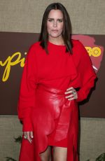 IONE SKYE at Camping Premiere in Los Angeles 10/10/2018