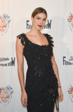 IRIS MITTENAERE at Fashion Freak Show in Paris 09/28/2018