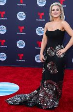 ISABELLA CASTILLO at Latin American Music Awards 2018 in Los Angeles 10/25/2018