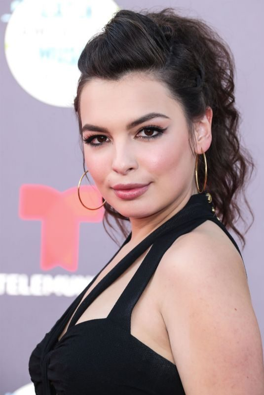 ISABELLA GOMEZ at Latin American Music Awards 2018 in Los Angeles 10/25/2018