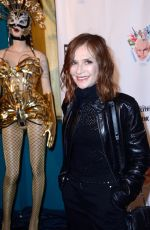 ISABELLE HUPPERT at Fashion Freak Show in Paris 09/28/2018