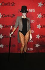 JAINA LEE ORTIZ at Just Jared Halloween Party in West Hollywood 10/27/2018