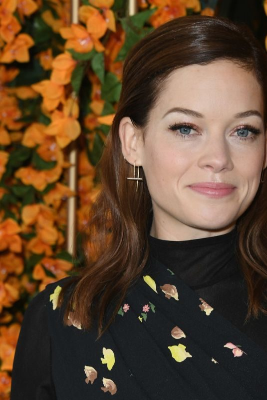 JANE LEVY at 2018 Veuve Clicquot Polo Classic in Los Angeles 10/06/2018