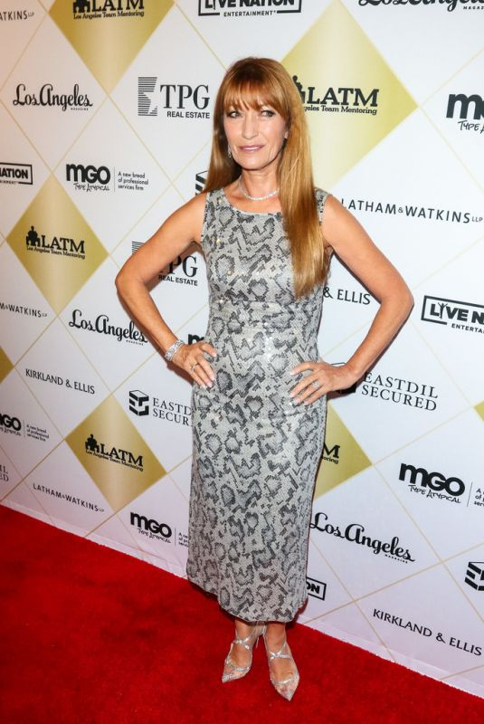 JANE SEYMOUR at Los Angeles Team Mentoring