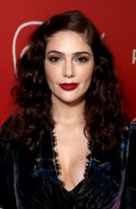 JANET MONTGOMERY at The Romanoffs Premiere in New York 10/11/2018