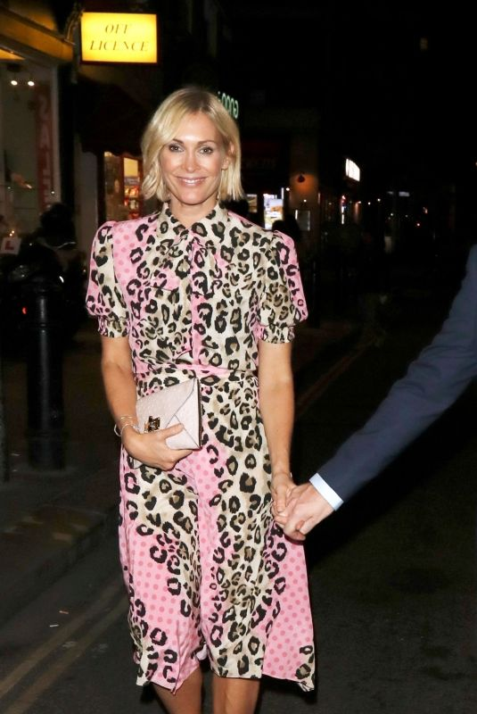 JENNI FALCONER Leaves Harry