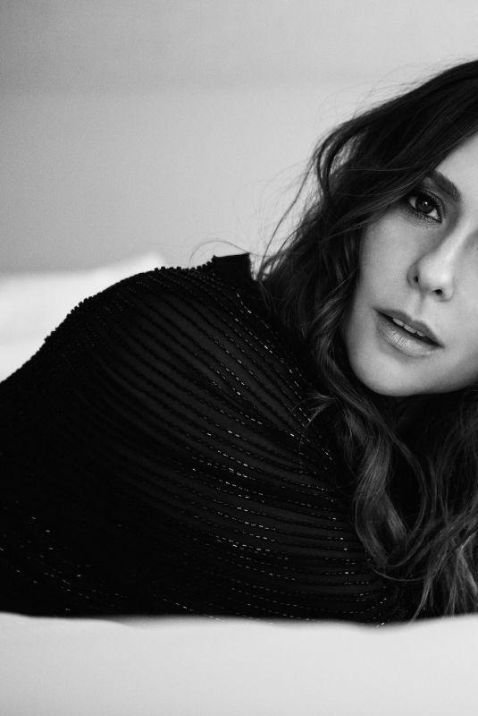 JENNIFER LOVE HEWITT in Elle Magazine, October 2018