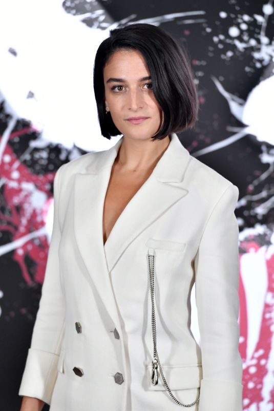 JENNY SLATE at Venom Photocall in Los Angeles 09/27/2018