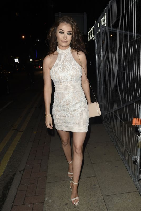 JESS IMPIAZZI at Miss Swimsuit Final in Manchester 10/06/2018