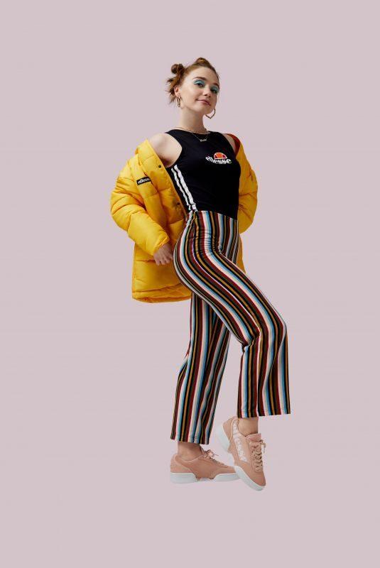 JESSICA BARDEN for Wonderland Magazine, September 2018