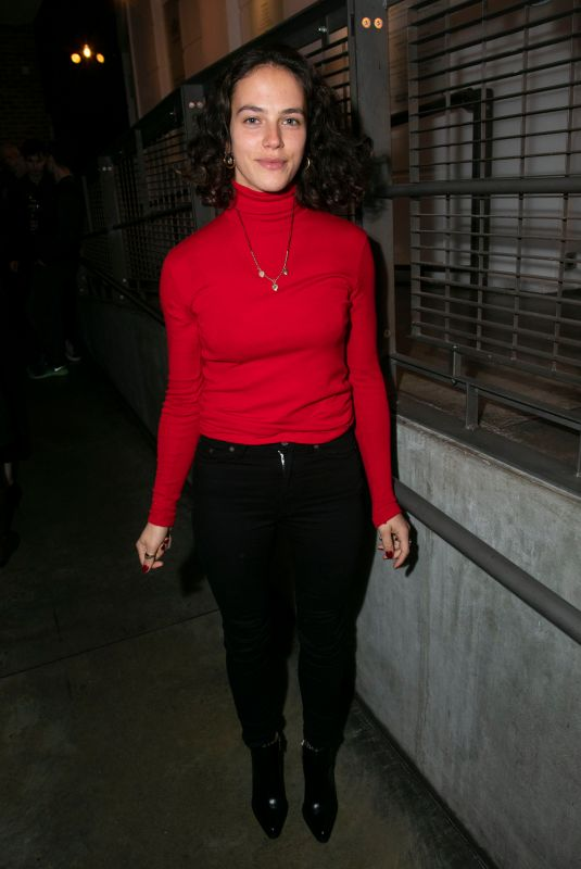 JESSICA BROWN-FINDLAY at The Wild Duck Party in London 10/23/2018