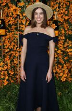 JESSICA MCNAMEE at 2018 Veuve Clicquot Polo Classic in Los Angeles 10/06/2018