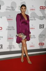 JESSICA WRIGHT at Float Like a Butterfly Ball in London 10/19/208