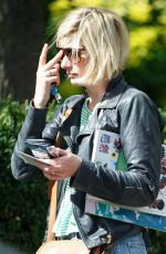 JODIE WHITTAKER Out and About in New York 09/28/2018