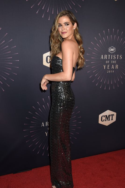 JOJO FLETCHER at CMT Artists of the Year 2018 in Nashville 10/17/2018