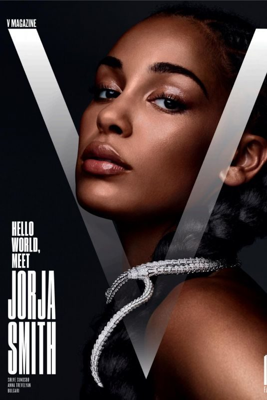 JORJA SMITH in V Magazine Issue 115, Fall 2018