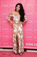 JOYCE GIRAUD at Evine Los Angeles Studio Launch Celebration 10/18/2018