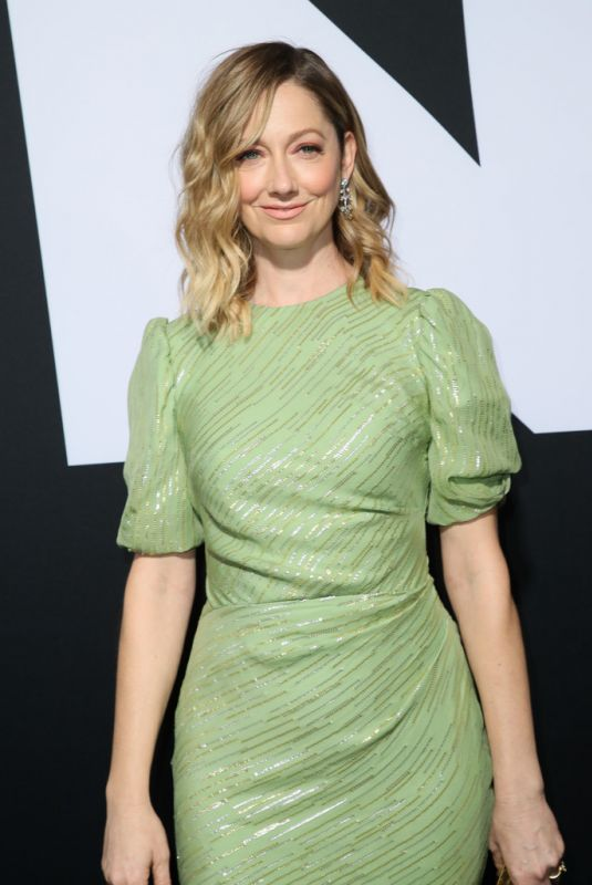 JUDY GREER at Halloween Premiere in Hollywood 10/17/2018