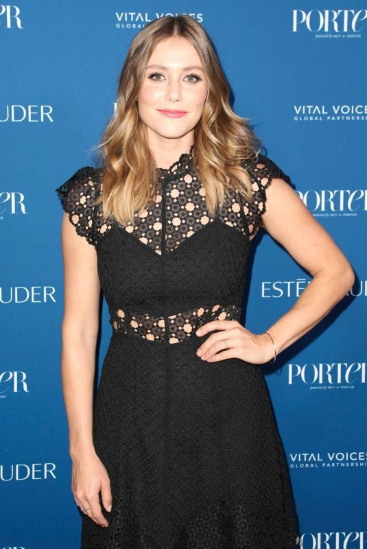 JULIANNA GUILL at Porter's Incredible Women Gala in Los Angeles 10/09/2018
