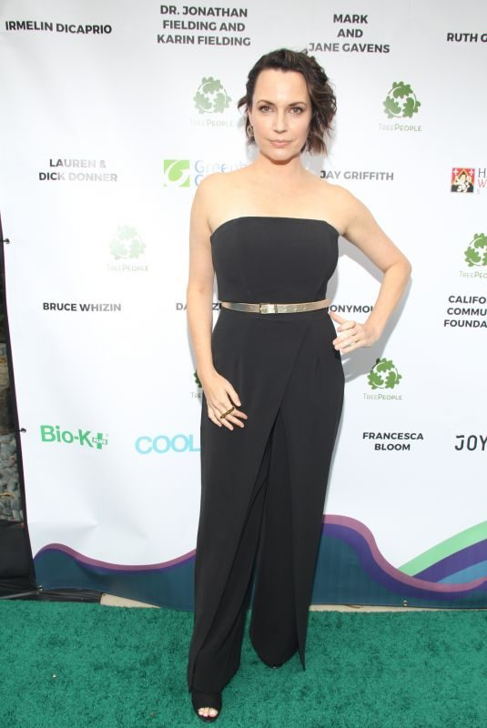 JULIE ANN EMERY at Roma Premiere at New York Film Festival 10/05/2018