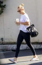 KALEY CUOCO Out for Coffee in Los Angeles 10/09/2018