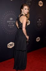 KALIE SHORR at CMT Artists of the Year 2018 in Nashville 10/17/2018