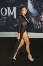 KARA DEL TORO at Venom Premiere in Los Angeles 10/01/2018