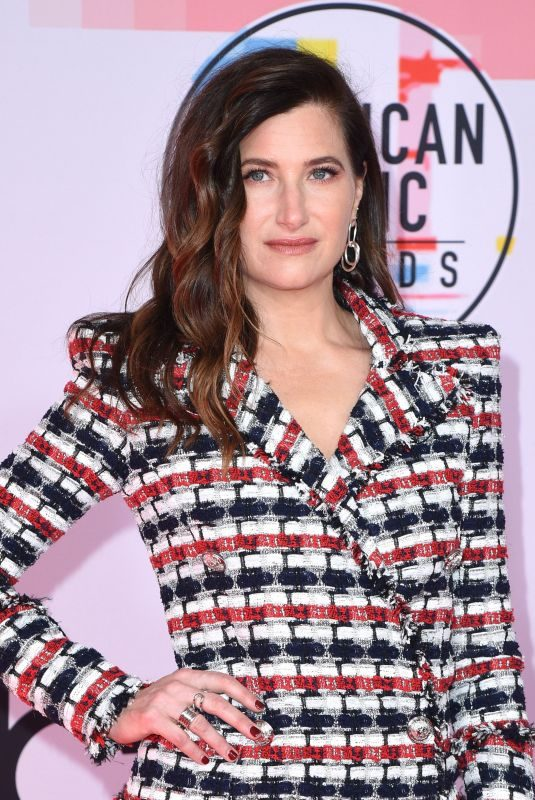 KATHRYN HAHN at American Music Awards in Los Angeles 10/09/2018