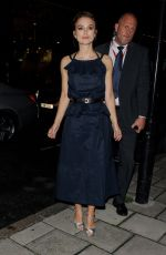 KEIRA KNIGHTLEY at Colette Afterparty in London 10/11/2018