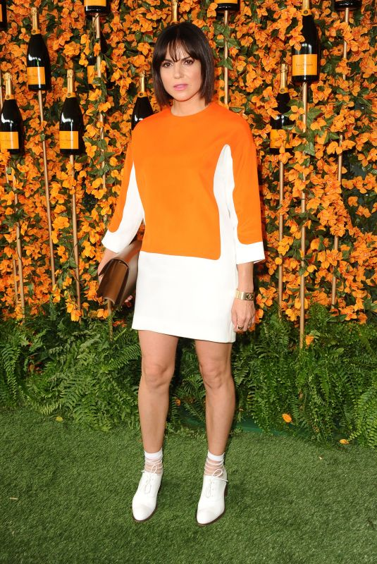 LANA PARRILLA at 2018 Veuve Clicquot Polo Classic in Los Angeles 10/06/2018