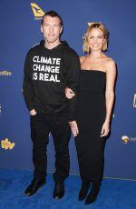 LARA BINGLE at Australians in Film Awards in Los Angeles 10/24/2018