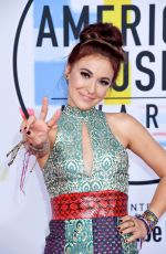 LAUREN DAIGLE at American Music Awards in Los Angeles 10/09/2018