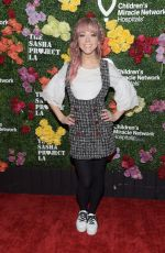 LINDSEY STIRLING at Rock the Runway Presented by Children's Miracle Network Hospitals 10/13/2018