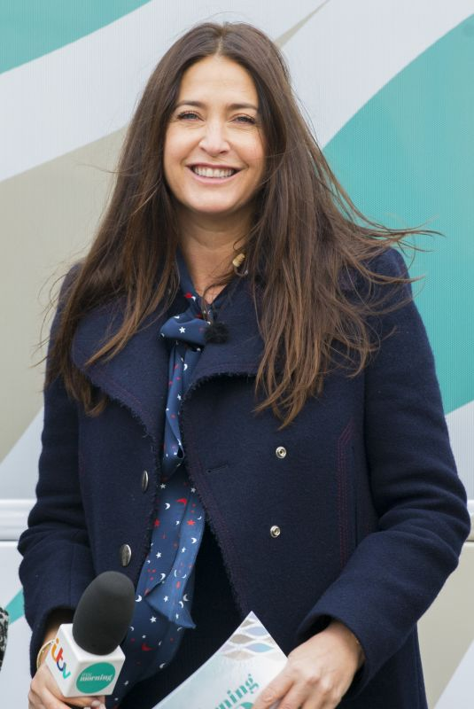 LISA SNOWDON at This Morning 30th Years Birthday Party in Glasgow 10/02/2018