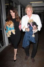 LISA VANDERPUMP and Ken Todd at Vibrato Grill Jazz in Los Angeles 10/12/2018