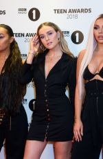 LITTLE MIX at BBC Radio 1 Teen Awards in London 10/21/2018