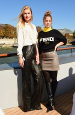 MARIE ANGE CASTA and TONI GARRN at L