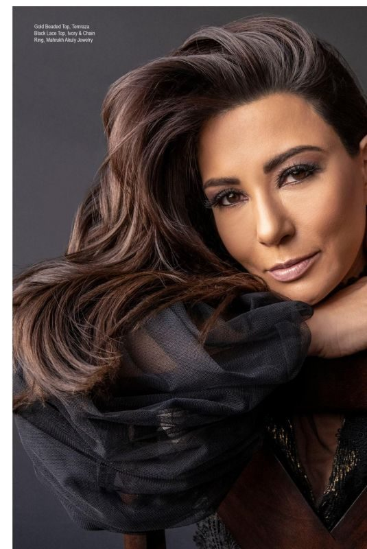 MARISOL NICHOLS in Regard Magazine, October 2018