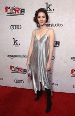 MARY ELIZABETH WINSTEAD at Suspiria Premiere in Hollywood 10/24/2018