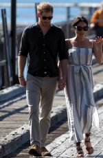 MEGHAN MARKLE at Kingfisher Bay on Fraser Island in Australia 10/21/2018