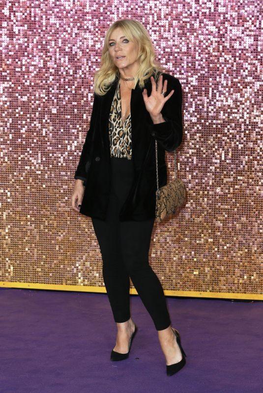 MICHELLE COLLINS at Bohemian Rhapsody Premiere in London 10/23/2018