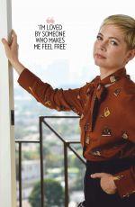 MICHELLE WILLIAMS in OK! Magazine, Australia October 2018 Issue