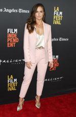 MINKA KELLY at Nomis Premiere at LA Film Festival 09/28/2018