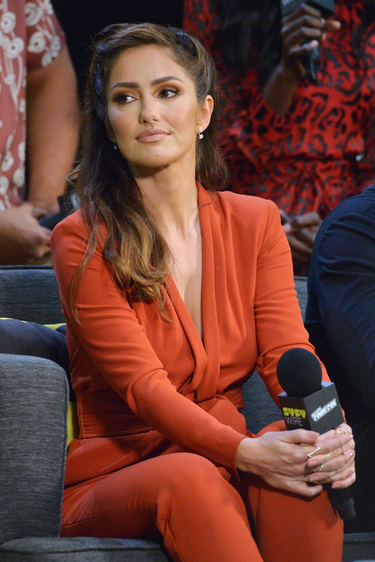 MINKA KELLY at Titans Panel at 2018 New ...