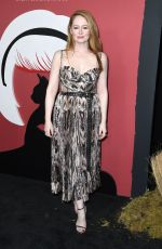 MIRANDA OTTO at Chilling Adventures of Sabrina Premiere in Hollywood 10/19/2018